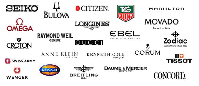 Brands Watches